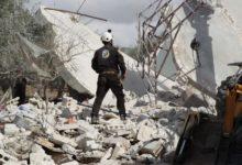 الغارة الجوية الروسية تقتل ستة مدنيين في سوريا