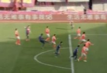 """صورة طرد يايا توري بعد 10 ثوان من """"الظهور النهائي"""" في الصين"""