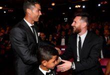 صورة تيفيز: رونالدو وميسي هما الأفضل في العالم، لكنهما مختلفان