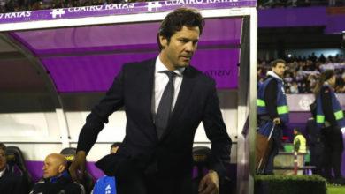 إستيبان سولاري: وصل سانتياغو إلى ريال مدريد في لحظة صعبة للغاية، وأعتقد أنه قام بعمل جيد