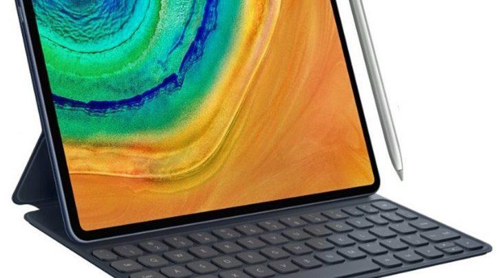 تسريب مواصفات تابلت هواوي MatePad Pro ذو الحواف النحيفة والقلم
