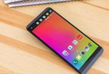 حصل هاتف LG V20 على تحديث Android 9 Pie في كوريا، والمزيد من الأجهزة في الأشهر القادمة