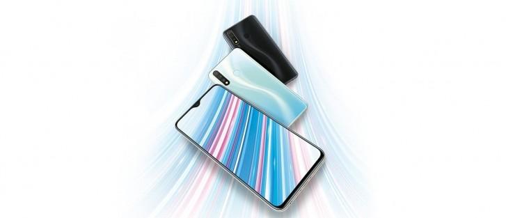 حصريا إطلاق هاتف Vivo Y19 مع معالج MediaTek Helio P65