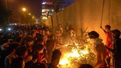 مقتل ثلاثة متظاهرين في كربلاء بالعراق بالقرب من القنصلية الإيرانية