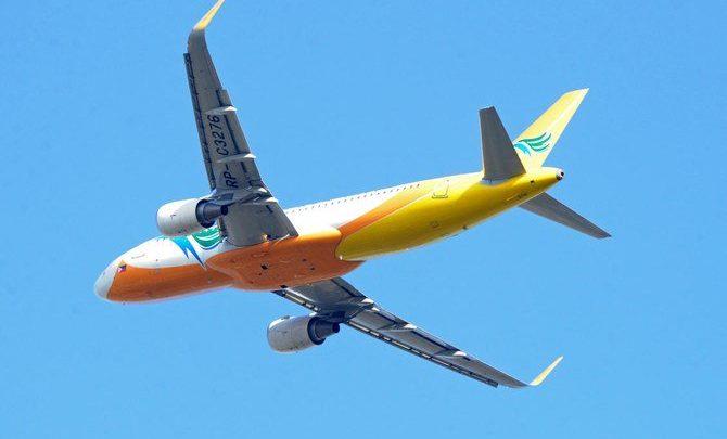 شركة طيران سيبو الفلبينية توقع صفقة لشراء طائرة إيرباص بقيمة 4.8 مليار دولار
