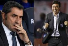 صورة وسط شائعات حول مستقبل فالفيردي يرتبط اسم غالاردو بتدريب برشلونة