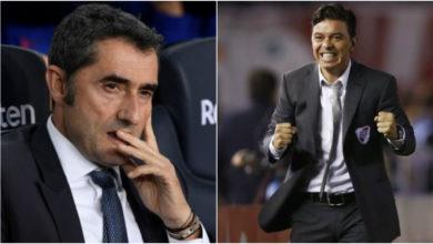 وسط شائعات حول مستقبل فالفيردي يرتبط اسم غالاردو بتدريب برشلونة