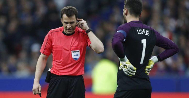فيليكس زواير سيحكم مباراة ريال مدريد وغلطة سراي