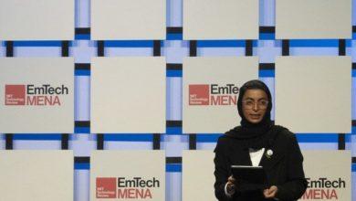 """صورة وزير الإمارات: """"التكنولوجيا سمحت بسهولة الوصول إلى ثقافتنا"""""""