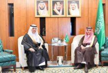 Photo of وزير الخارجية السعودي يستقبل رئيس منظمة العلوم الإسلامية