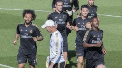 ريال مدريد يستعد لمواجهة غلطة سراي مع مخاوف من إصابات جديدة