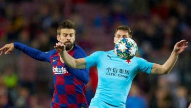 صورة بيكيه يغيب عن مباراة برشلونة أمام بروسيا دورتموند