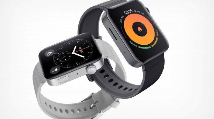 شاومي تكشف عن ساعة Mi Watch الرسمية مع نظام تشغيل MIUI