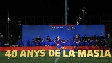 Photo of بارتوميو: أنا فخور بأن لاعبي برشلونة الأربعة قد نشأوا في لا ماسيا
