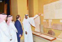 سلمت المملكة العربية السعودية ممثلة في الهيئة السعودية للسياحة والتراث الوطني وثائق تاريخية للعراق، حسبما ذكرت وكالة الأنباء السعودية تسلم وثائق تاريخية عراقية غير قانونية