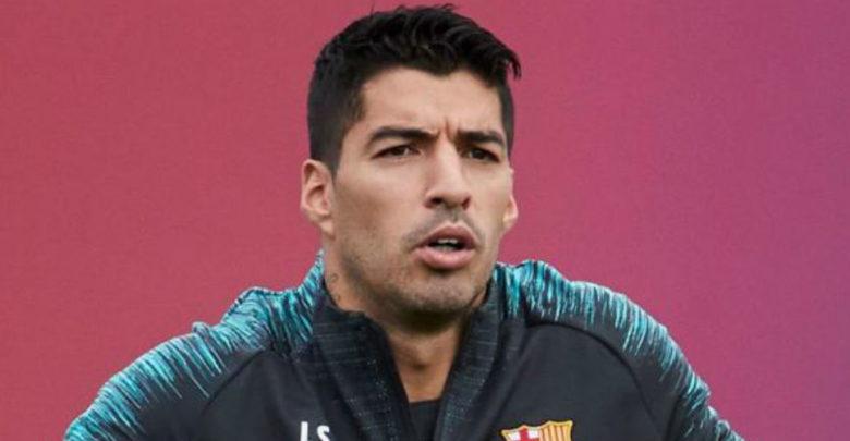 لويس سواريز: سيكون من الأفضل أن يشركني برشلونة في التشكيلة