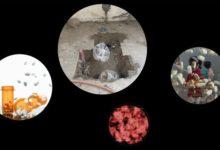 صورة أربعة فنانين سعوديين يعرضون أعمالهم في معرض السفر