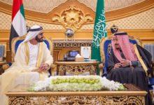 Photo of الملك سلمان يلتقي قادة دول مجلس التعاون الخليجي في القمة الخليجية الأربعين بالرياض