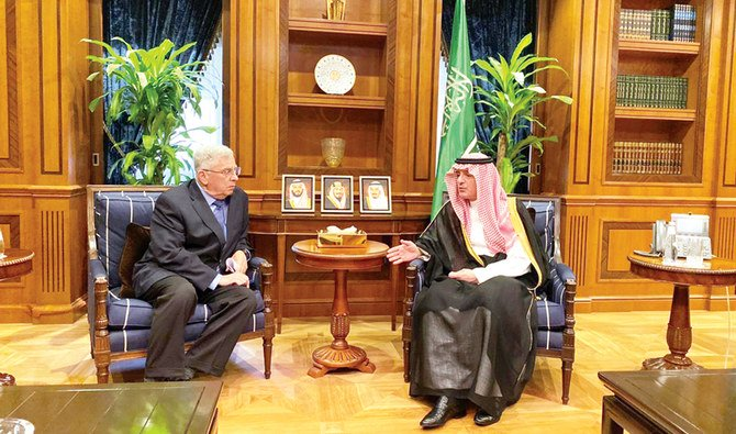 وزير الخارجية السعودي يستقبل السفير الأمريكي بالرياض