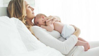 أربع نصائح للأمهات بعد الولادة