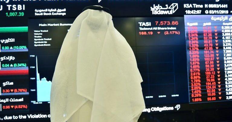 أسهم أرامكو السعودية ترتفع بنسبة 10٪ كحد أقصى مع ظهور السوق لأول مرة