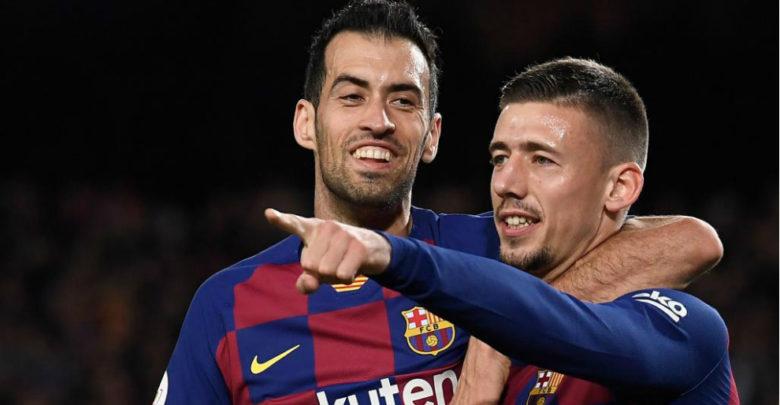 لينجليت: برشلونة يمكن أن يتحسن، لكننا نسير على الطريق الصحيح