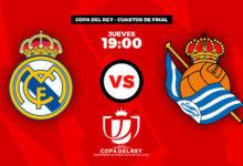Photo of ريال مدريد وريال سوسيداد: هل يخرج ريال مدريد من مباراة ربع النهائي من كأس ملك اسبانيا