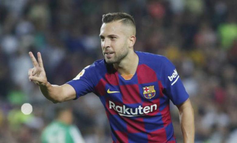 تشكيلة برشلونة في الكلاسيكو أمام ريال مدريد تشهد عودة جوردي ألبا من الإصابة