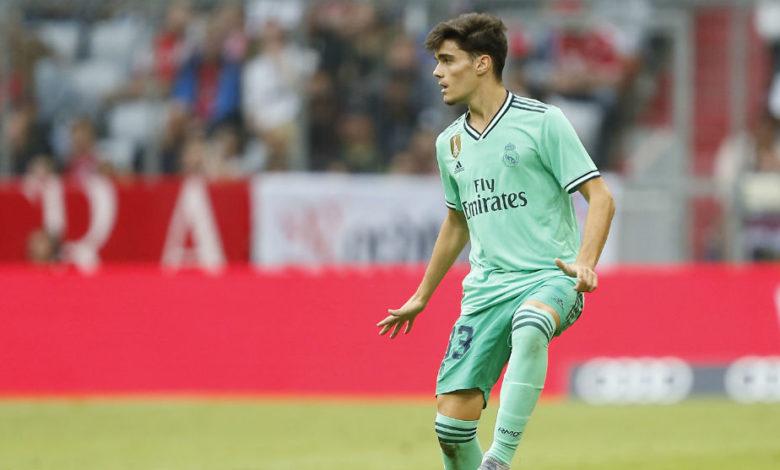 ميغيل جوتيريز يوقع عقدًا جديدًا مع ريال مدريد حتى عام 2024