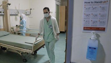 صورة ظهور مزيد من حالات الإصابة بفيروس كورونا في الشرق الأوسط