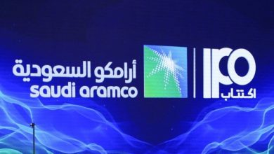 Photo of أرامكو تزيد إنتاجها من النفط إلى 12.3 مليون برميل يوميًا ابتداءً من أبريل