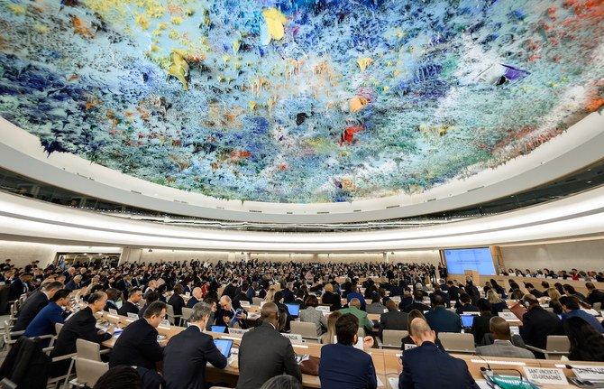 مندوب سعودي من الأمم المتحدة يدعو إيران إلى وقف انتهاكات حقوق الإنسان