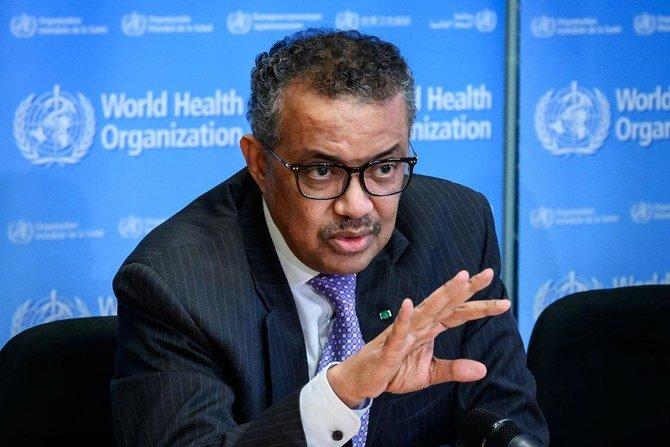 منظمة الصحة العالمية تعلن أن أزمة الفيروس وباء