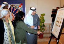 أول ظهور للفنانات السعوديات في معرض باكستان
