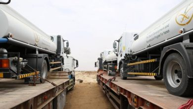 Photo of برنامج إعادة الإعمار السعودي يطلق مشروع مياه في اليمن