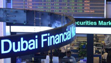 """صورة سوق دبي المالي يغلق التداول وسط مخاوف من """"كوtيد -19″، لكن التداول مستمر"""
