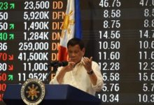 Photo of الأسهم الفلبينية تتراجع بنسبة 25٪ تقريبًا بعد توقف التداول ليومين