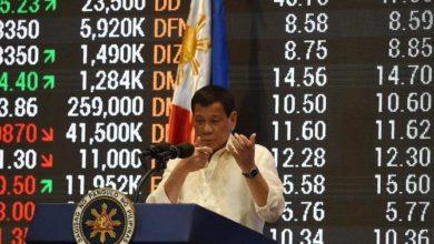 صورة الأسهم الفلبينية تتراجع بنسبة 25٪ تقريبًا بعد توقف التداول ليومين