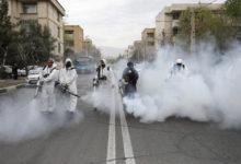 Photo of إيران: وفاة شخص واحد كل 10 دقائق بسبب فيروس كورونا