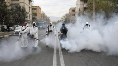 صورة إيران: وفاة شخص واحد كل 10 دقائق بسبب فيروس كورونا