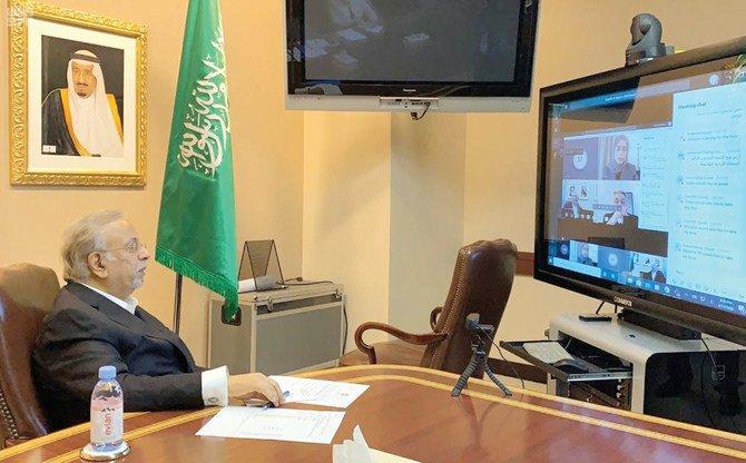 المبعوث السعودي للأمم المتحدة يسلط الضوء على جهود المملكة لمواجهة COVID-19