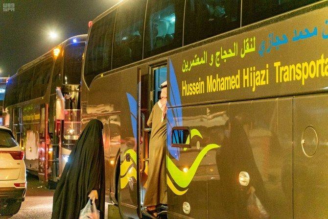 وزارة الحج والعمرة السعودية تشرف على مغادرة الحجاج العراقيين إلى الوطن