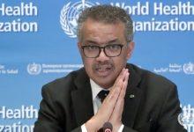 صورة منظمة الصحة العالمية تشكر السعودية على التبرع بـ 500 مليون دولار لمكافحة فيروس كورونا