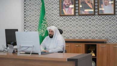 """Photo of وزير العدل: إطلاق منصة إلكترونية لتسهيل أوامر الإنفاذ """"نافذ"""" في المملكة العربية السعودية"""