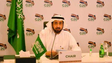 صورة وزير الصحة السعودي يدعو إلى فريق عمل عالمي لمكافحة الفيروس
