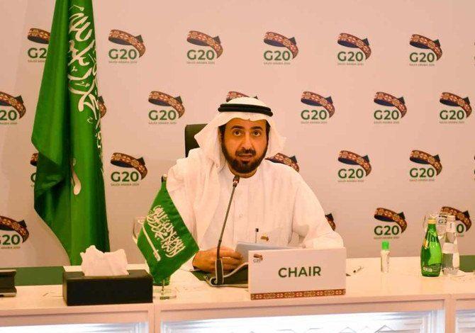وزير الصحة السعودي يدعو إلى فريق عمل عالمي لمكافحة الفيروس