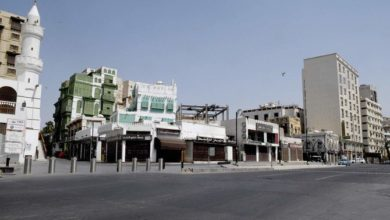 Photo of السعودية تعزل أحياء بمحافظة جدة لمحاربة فيروسات التاجية