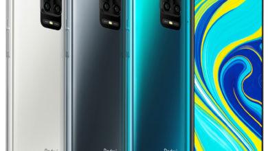شاومى تعلن عن أحدث هواتفها العالمية Redmi Note 9S
