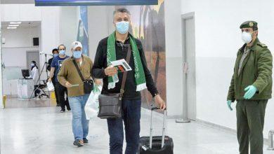Photo of السعوديون يهبطون في جدة على متن رحلات العودة من الخرطوم ، تونس