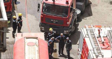 حريق أكتوبر اليوم.. مصدر أمنى يكشف تفاصيل حريق داخل مخزن بمدينة 6 أكتوبر